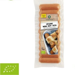 Mini Hot Dogs (Pk10) - Veggyness