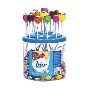 Organic Ball Lollipop (1pc) – Bio Moments