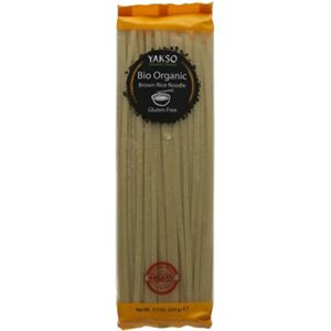 Brown Rice Noodles - Yakso