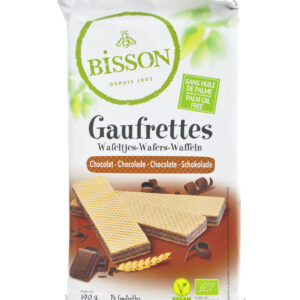 Wafer with Chocolate Filling - Bisson
